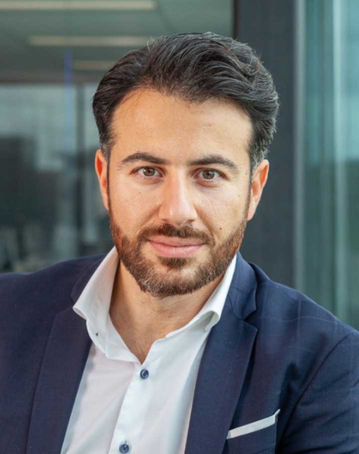 Yousef Yousef, CEO of LG Sonic